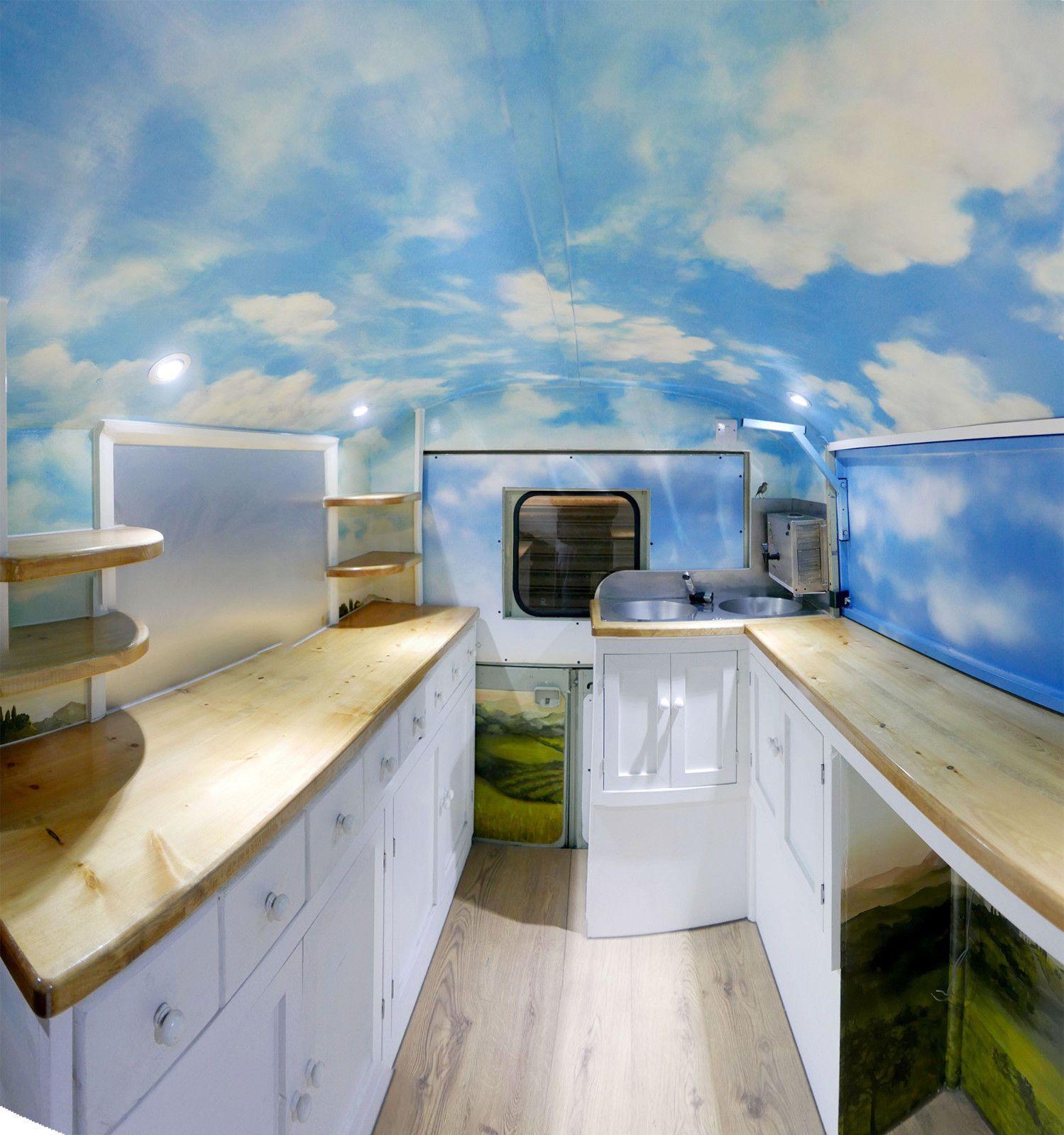 Stunning Citroen HY van, must see interior, full MOT catering van ...