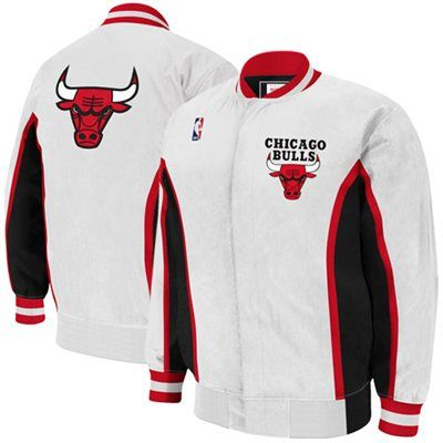 Mitchell   Ness Chicago Bulls Vintage Warm-Up Jacket for  149.95  FathersDay 1fa7923083e