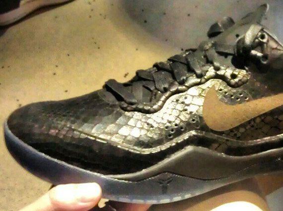 buy online 046b9 553bd Nike Kobe 8 Black Mamba YOTS