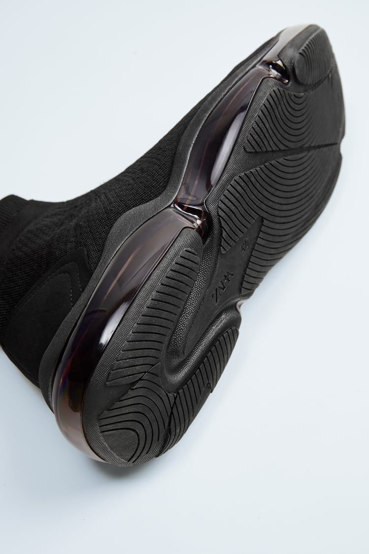 THICK-SOLED SNEAKERS   ZARA United
