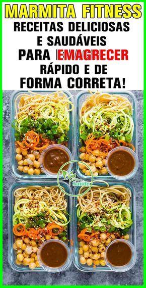 Marmita Fitness – Receitas Deliciosas e Saudáveis Para Emagrecer Rápido! #vender #marmita  #fitness...