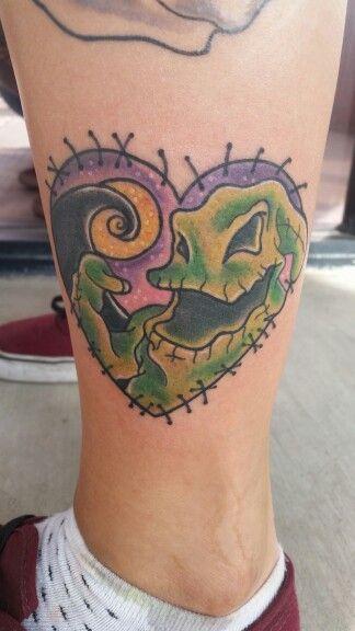Oogie Boogie Cooltattooideas Tattoos Halloween Tattoos Halloween Tattoo Flash