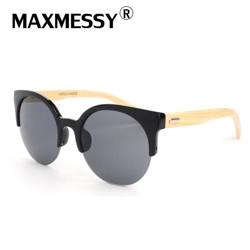 MAXMESSY AS439 | Women\'s Collections - Wooden Sunglasses | Pinterest ...