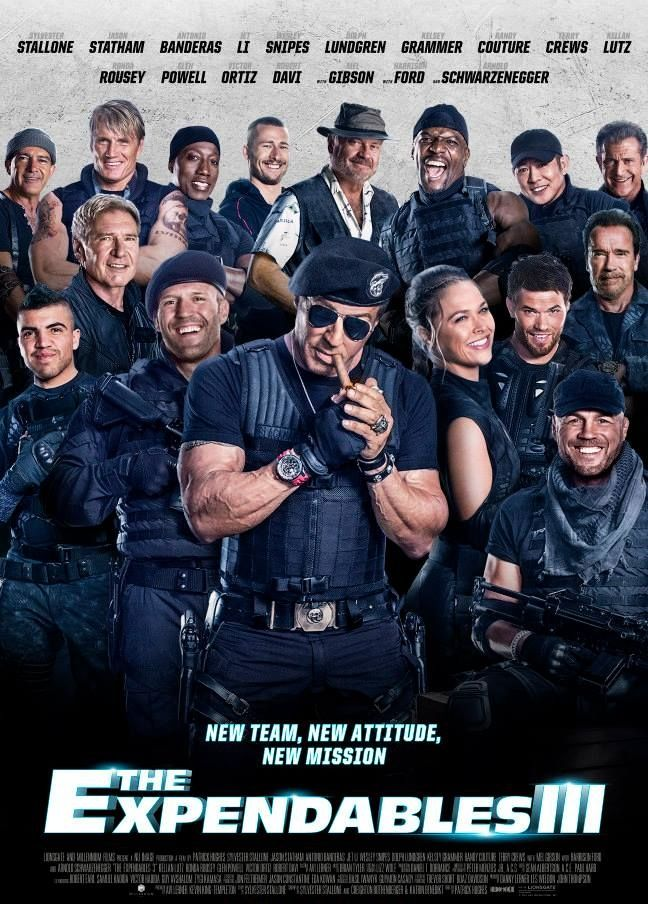 7eac1ead1 The Expendables 3 Movie   cinema in 2019   Movies, Movie posters ...