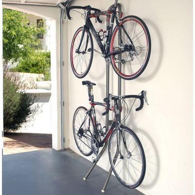 The Art Of Storage 2 Bike Rugged Gravity Rack Hdrs6002 Bike