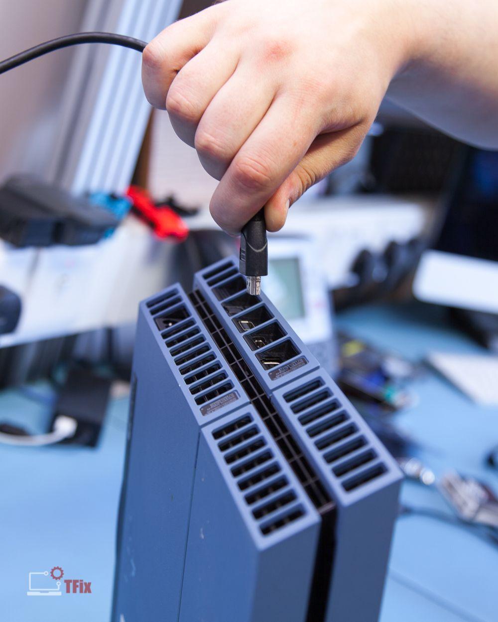 Playstation 4 HDMI Port Repair #Playstation4 #Playstation