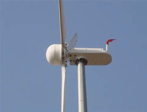 Hummer H4 6-3kw wind power turbine off-grid wind turbine