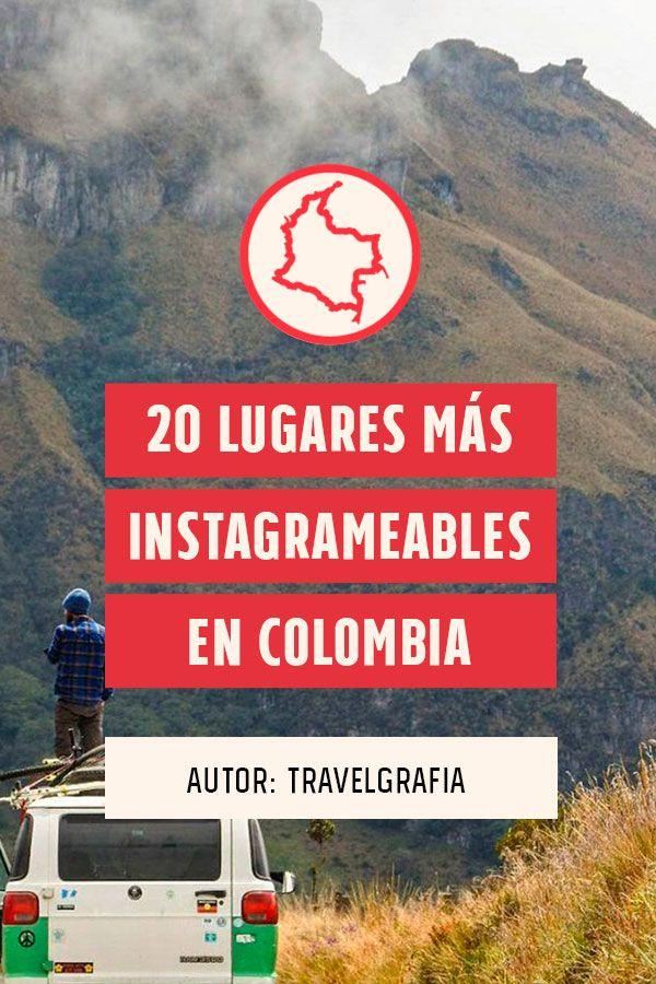 Los 20 lugares más instagrameables de Colombia