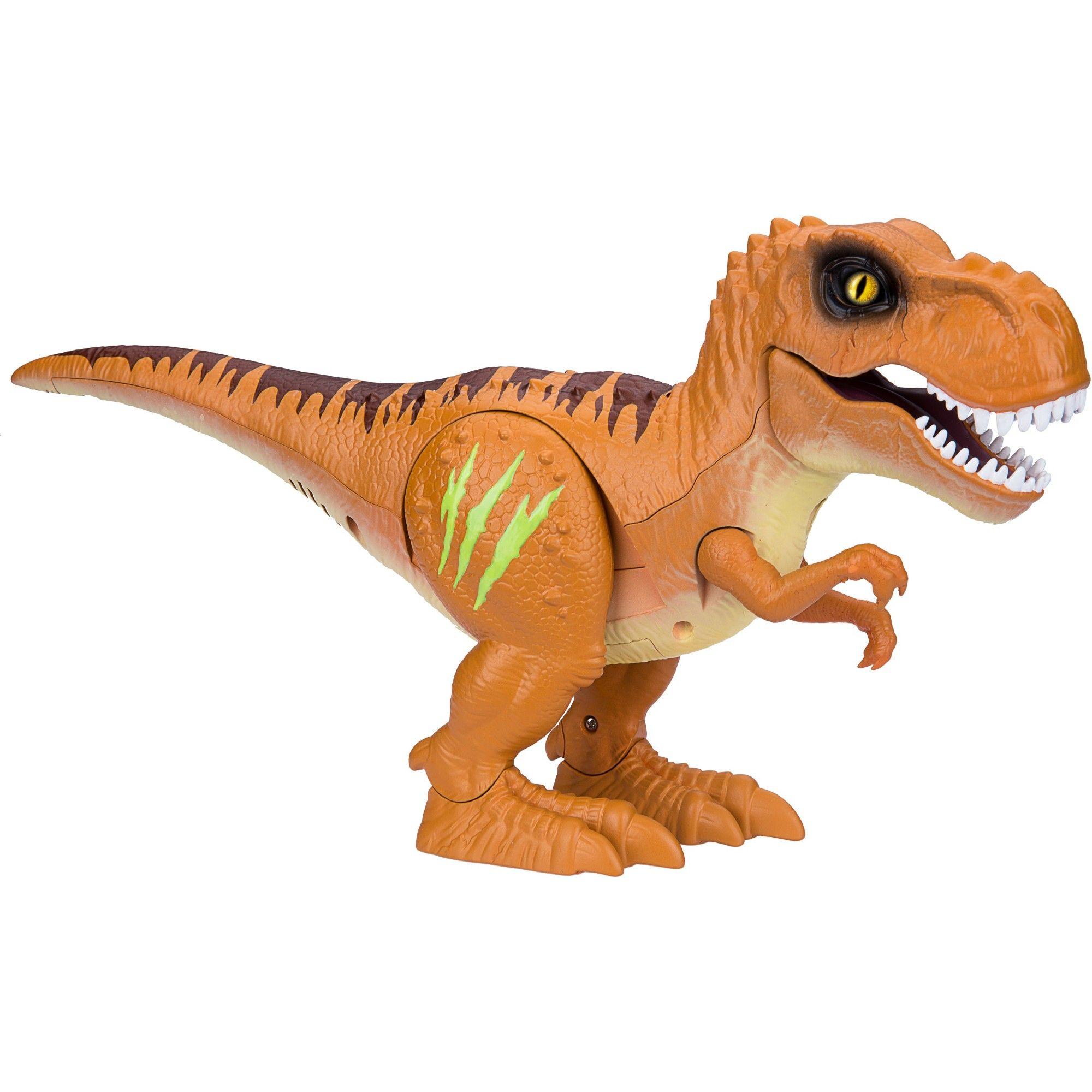 Robo Alive T Rex Robotic Pet T rex toys, Pets, Real