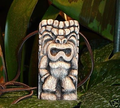Brady Bunch Tiki pin