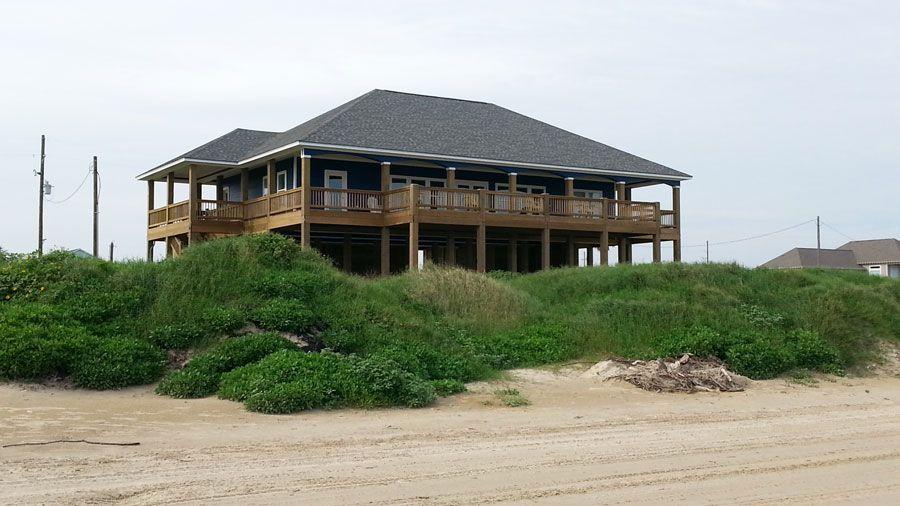 beach house rentals crystal beach tx