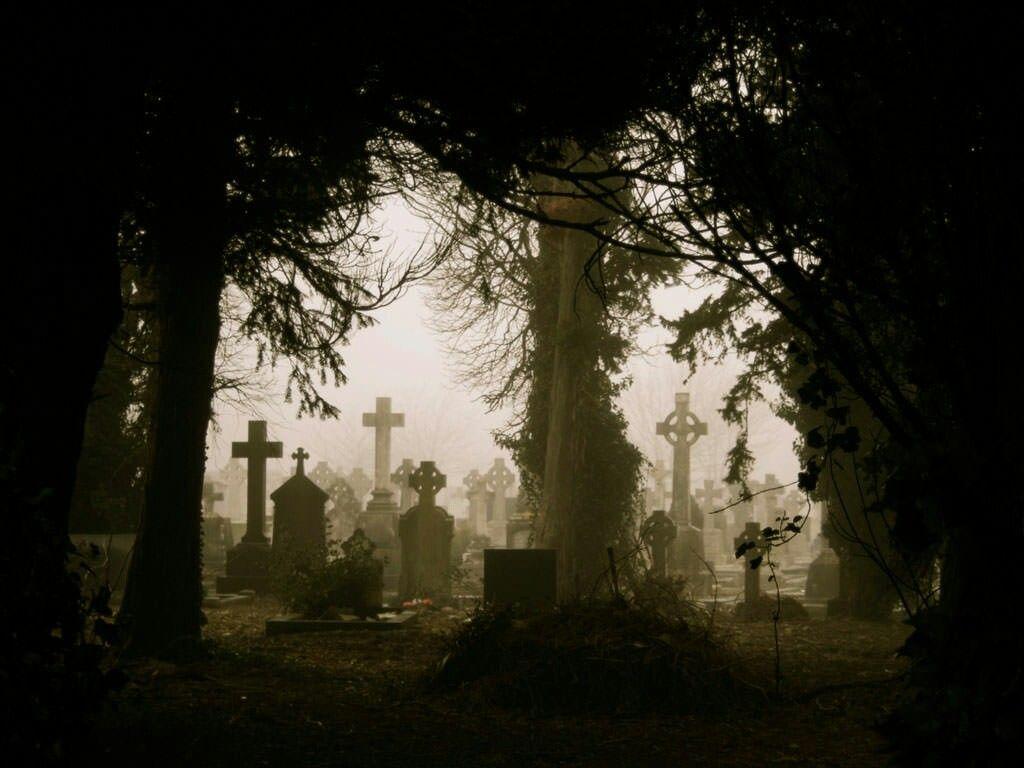 Resultado de imagen para cementerio abandonado