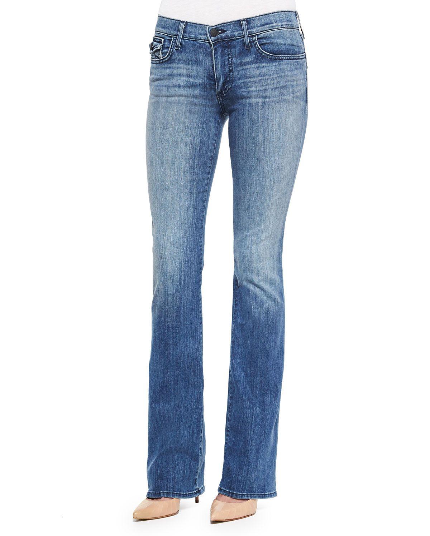 1147e6436e2 Becca Faded Boot-Cut Jeans