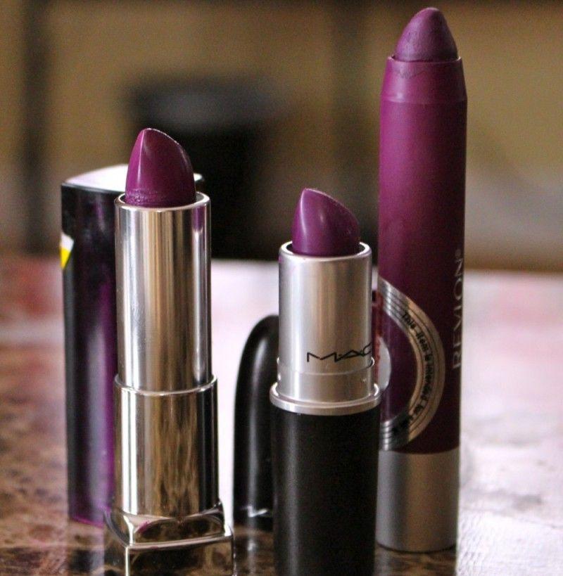 Mac Lipstick Dupes! - Lisa a la modeLisa a la mode