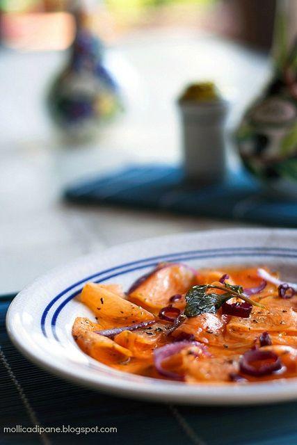 Zucca marinata