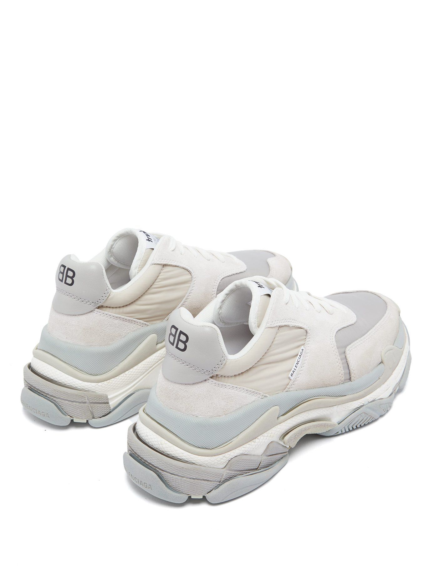 buy popular 0ce88 04c05 ... outlet store 0ef6e 1928c Triple S low-top trainers Balenciaga  MATCHESFASHION.COM