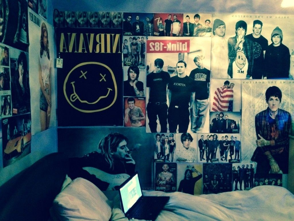 Cool Emo Bedroom Ideas Grunge Bedroom Emo Bedroom Grunge Room