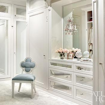 Mirrored Doors, Traditional, Closet, Atlanta Homes U0026 Lifestyles · Cabinet  CompaniesFront ...