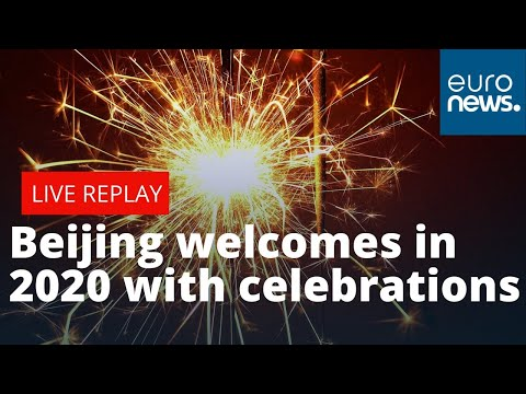 For citizens, New Years Eve 2020 in Beijing is a