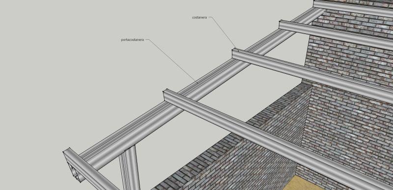 Quincho Ayuda Para Construcción De Quincho Con Estructura