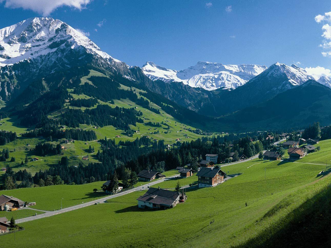 Skifahren in adelboden schweiz typisches all round for Designhotel skifahren