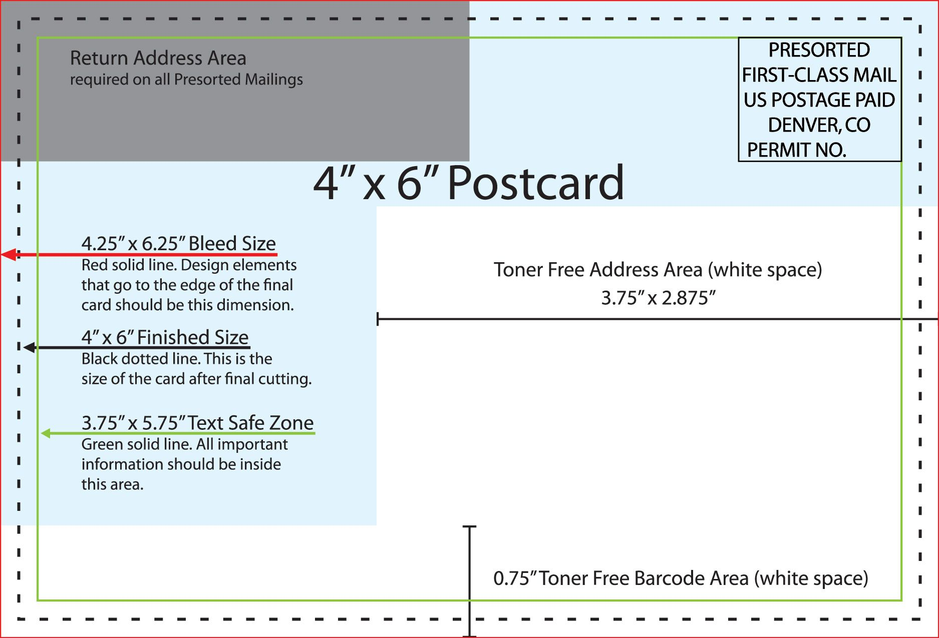 Free Postcard Templates Postcard Template Free Postcard Template Business Postcard Template