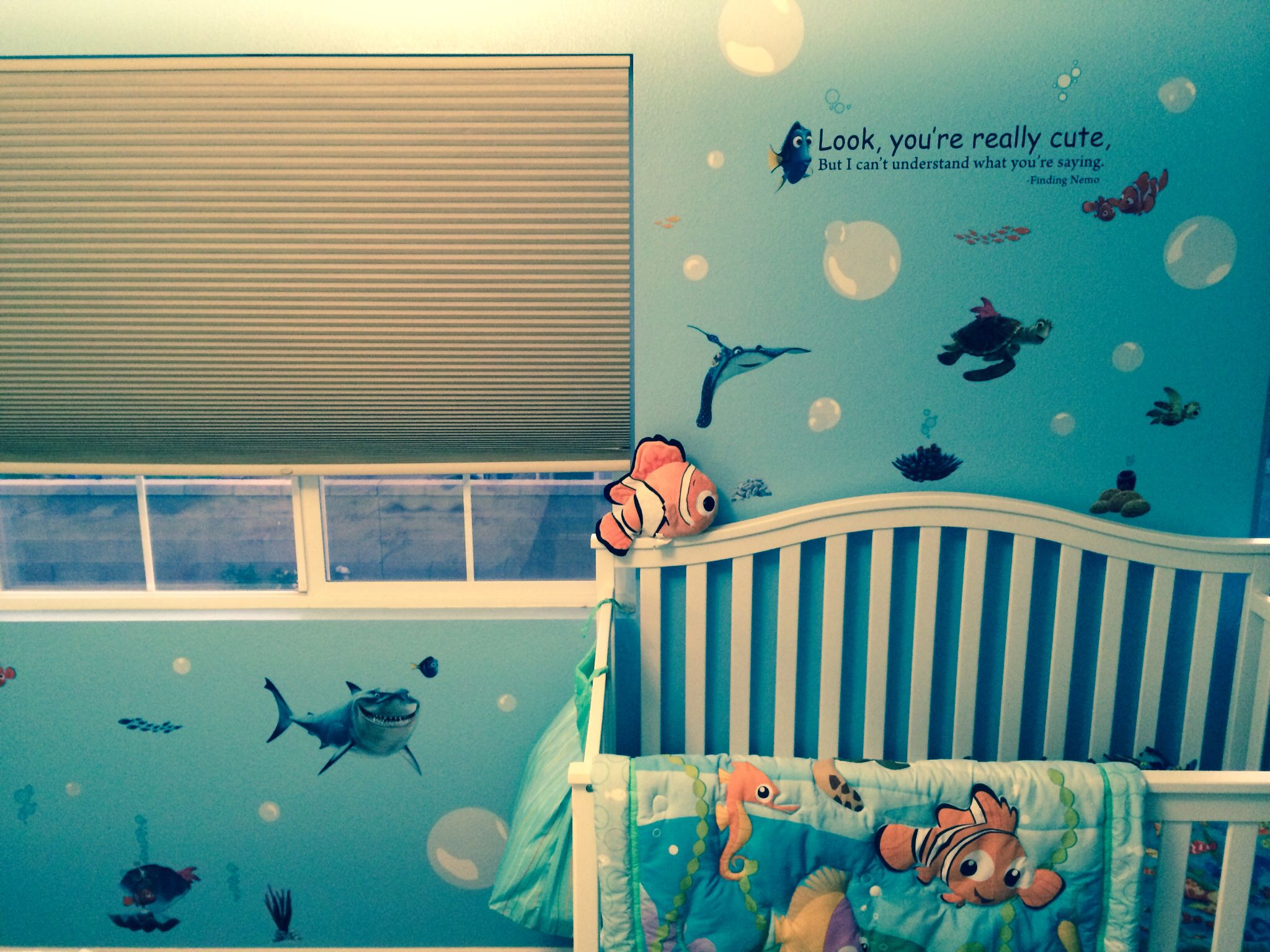 Our Finding Nemo Nursery Baby Ideas Themes