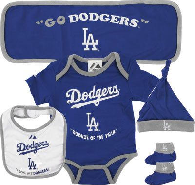7ea70f7dcda Dodger baby gear  Mallory Puentes Wintercorn Brent would love this ...
