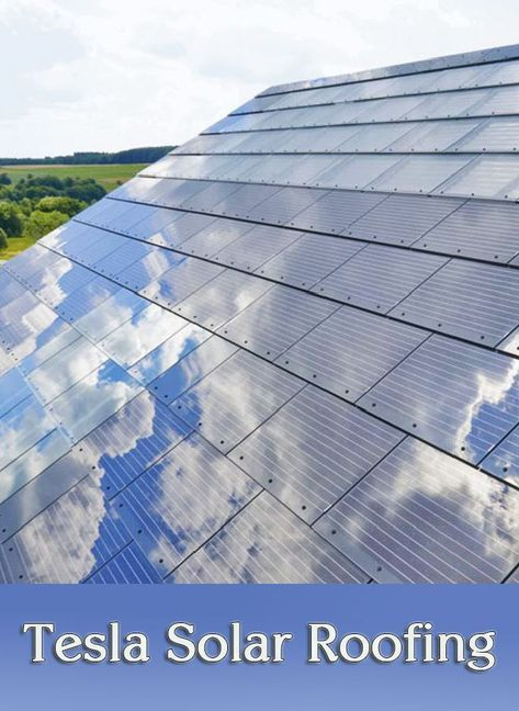 Tesla Solar Roofing Will Be Cheaper Than Normal Roofing Solar Solar Panels Tesla Solar Roof
