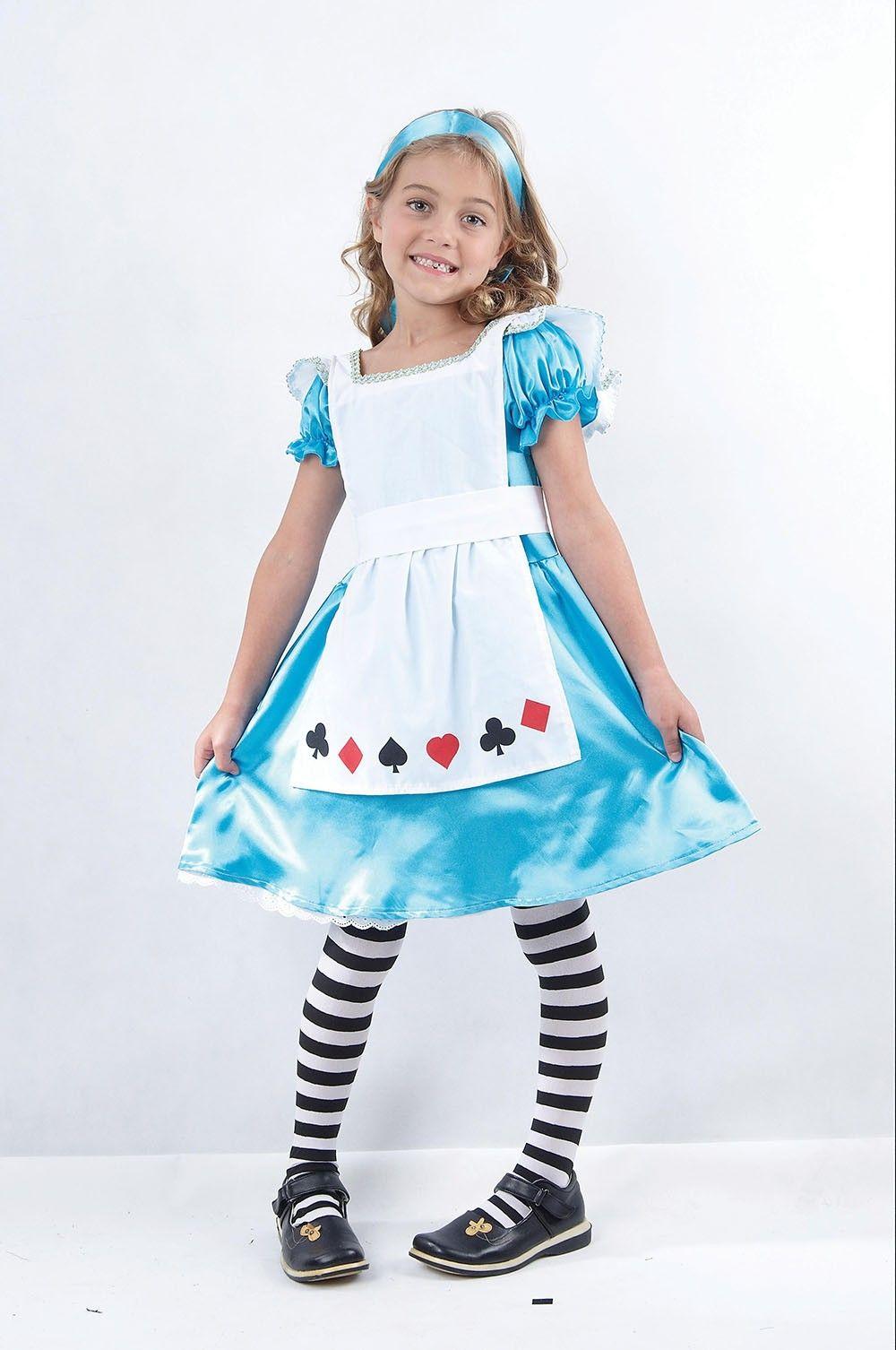 Alice Costume at funnfrolic.co.uk - £11.49 | Disney Costumes ...