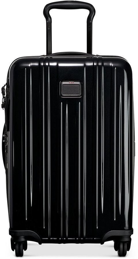 e2a13c09cf Tumi V3 22 International Carry-On Expandable Hardside Spinner Suitcase