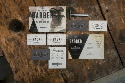 Barbershop Branding