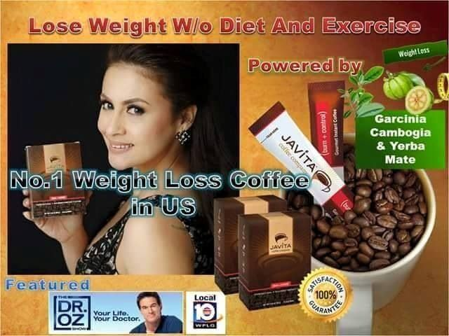 New Javita Weight Loss Coffee Now In The Philippines The First And
