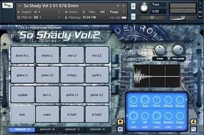 [GET] VIP Loops So Shady Vol.2 KONTAKT [Updated]  Download=> http://goo.gl/oTX6WG