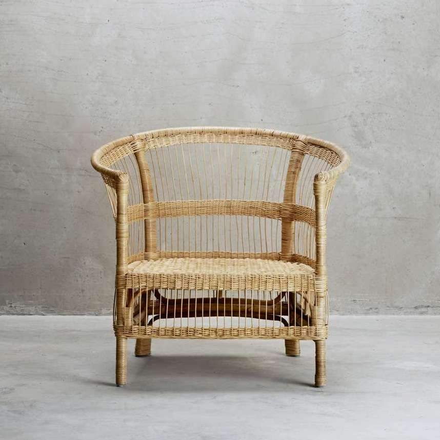 Lounge Rattan Chair Tine K Home Design Vintage In 2019