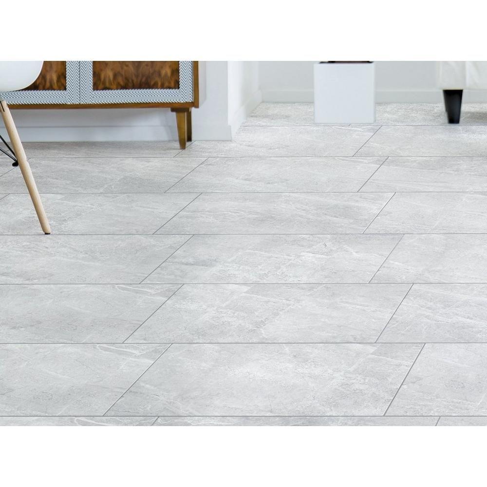 nepal gray porcelain tile floor