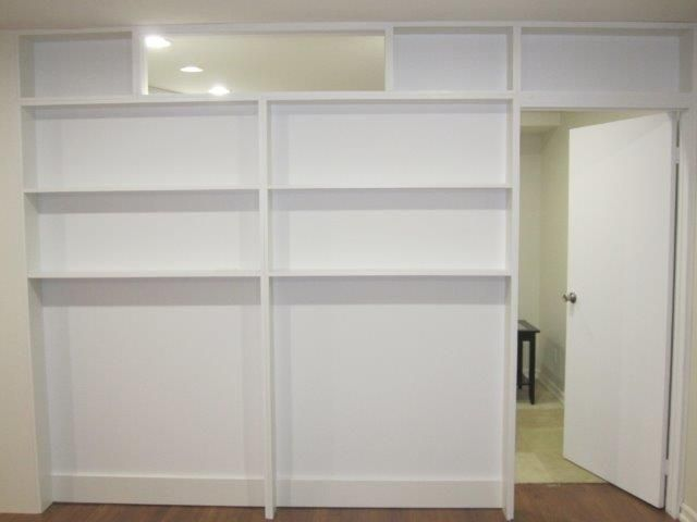 Bon Room Dividers NY   Bookcase Partition