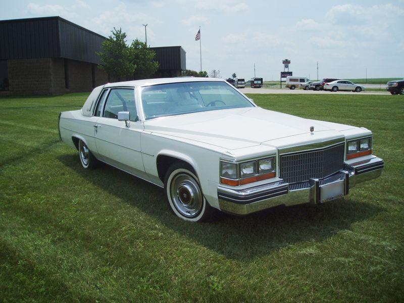 1980 Cadillac Coupe deVille | Cadillac 1980-84 deVille | Pinterest