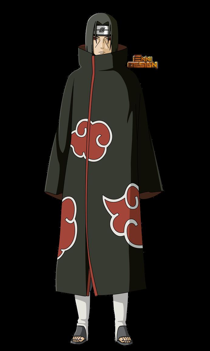 Naruto Shippuden Itachi Uchiha By Iennidesign Com Imagens