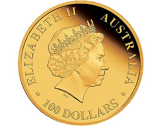 Australien 2018 5er Gold Set Pp Känguru Mdm Deutsche Münze