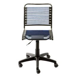 The Container Store Blue Bungee Office Chair Bungee Chair