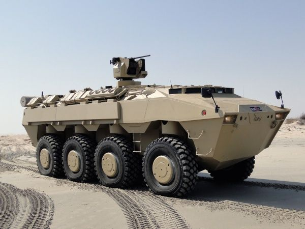 PARS 8x8 Wheel Armoured Combat Vehicles. - Image - Army Technology