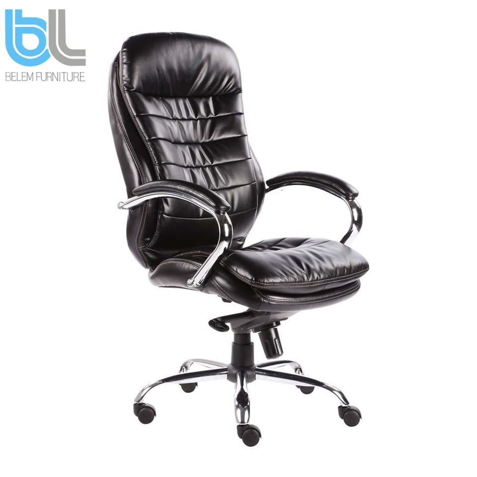 High quality leather ergonomic office chair boss chair executive