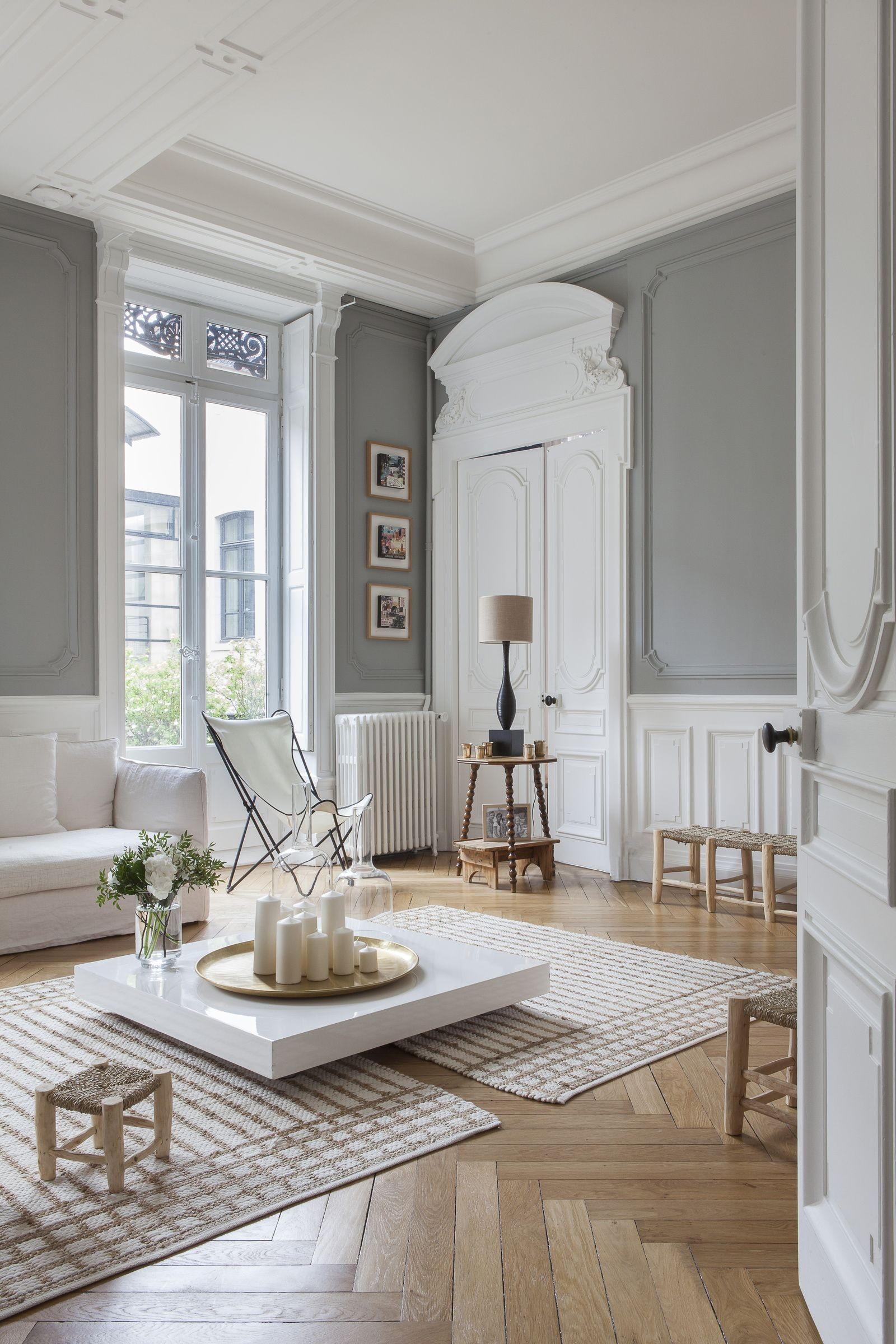 French Interior Design: Anne Catherine Scoffoni's Portfolio