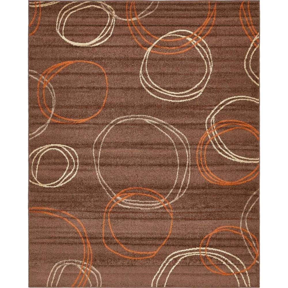 Unique Loom Autumn Cornucopia Brown 8 0 X 10 0 Area Rug 3138173 Area Rugs Rugs Colorful Rugs