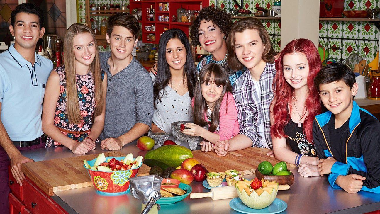 The Kitchen Cast Taliainthekitchencaststarscharactersgallerynickelodeon