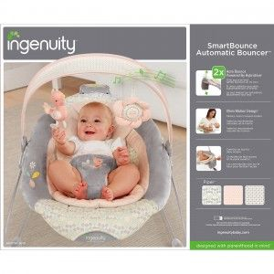 ca0d88985 Ingenuity Smartbounce Automatic Bouncer Where to Shop