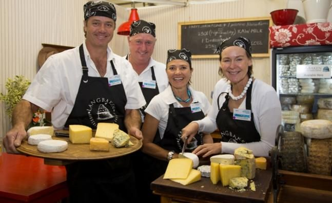 Cheese Festival in Cape Town