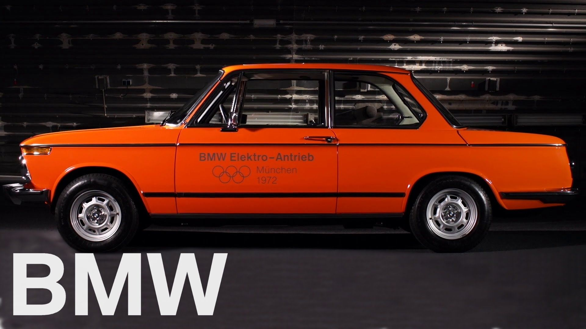 Did You Know Bmw I Isn T The First Time Bmw Created An Electric