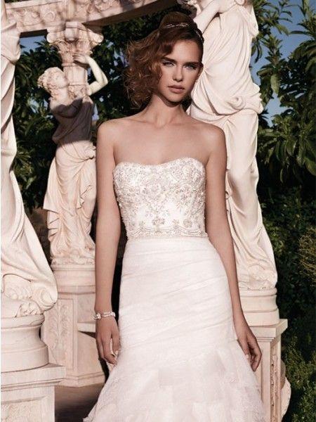 Casablanca Bridal Fall 2013 - Style- 2133